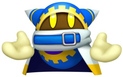 Magolor - Kirby Triple Deluxe - Nintendo 3DS