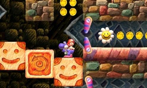 Yoshis New Island - Nintendo 3DS - Gameplay 1