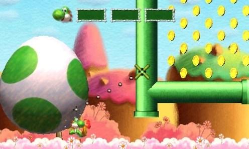 Yoshis New Island - Nintendo 3DS - Gameplay 3