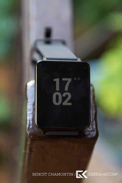 LG G Watch - Android Wear - Test Geeks and Com -15