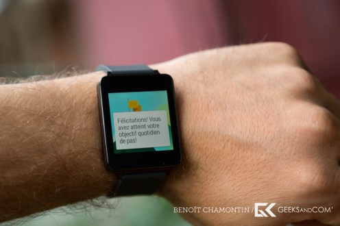 LG G Watch - Android Wear - Test Geeks and Com -8