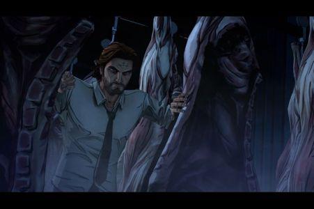 L'épisode a quelques scènes sympathiques mais pas pleinement exploitées.