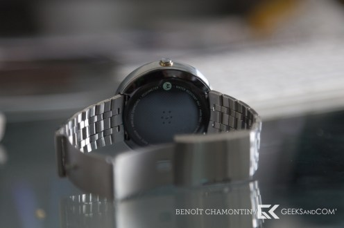 Motorola Moto 360 - Android Wear - Test Geeks and Com -6