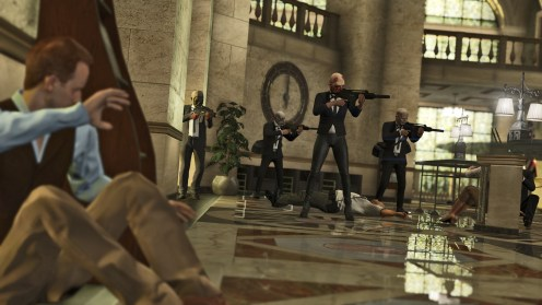 GTAV PS4 Heists braquages 3