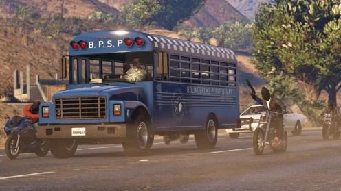 GTAV PS4 Heists braquages