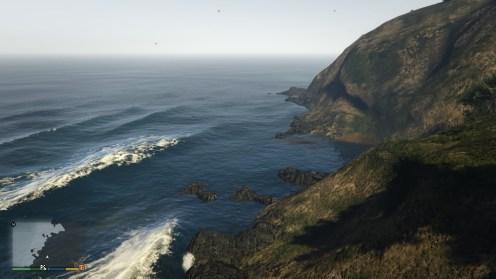 GTA V est un de ces jeux où on peut se balader juste pour admirer les paysages