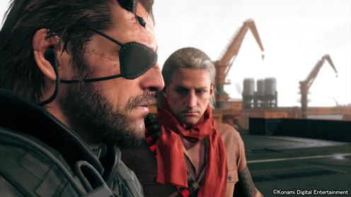 Metal Gear Solid V TPP Gameplay 4