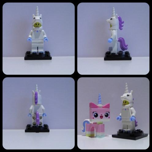 « Rassemblement de licornes en vue! » *UniKitty n'est pas fourni avec l'ensemble.