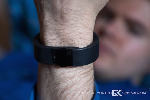 Bracelet connecte Microsoft Band - Test Geeks and Com -11