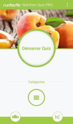 Runtastic Nutrition Quiz - 2