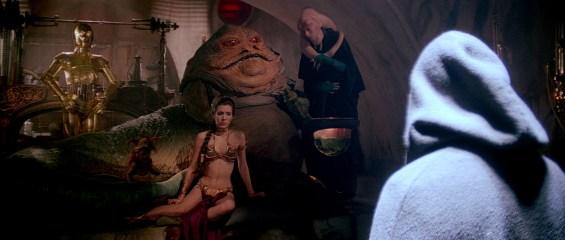 Jabba The Hutt - Leia - C3PO - Star Wars