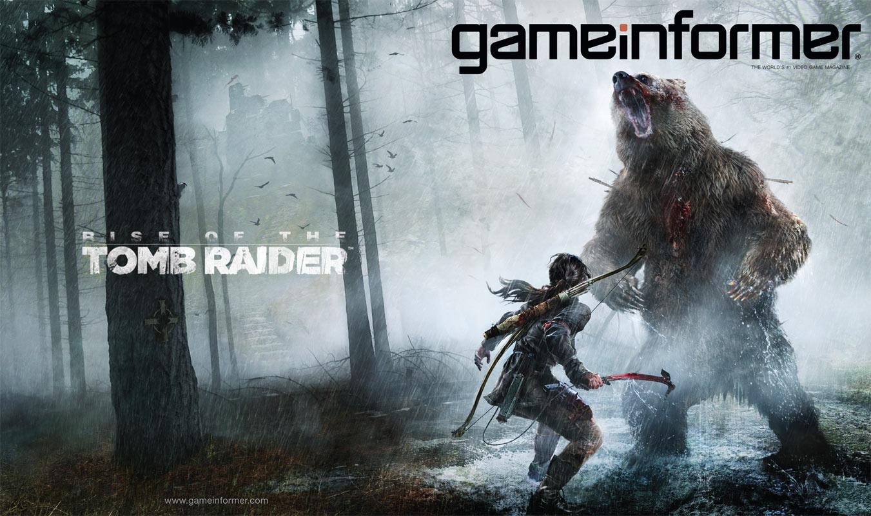 Rise Of The Rise Of The Tomb Raider De Nouvelles Informations Sur Lenvironnement Du Jeu