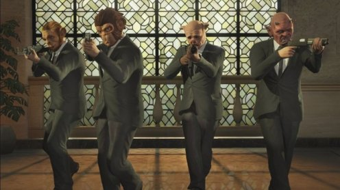 GTA Online - Heist - Braquages