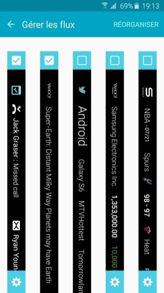 Galaxy S6 edge Flux Informations 03