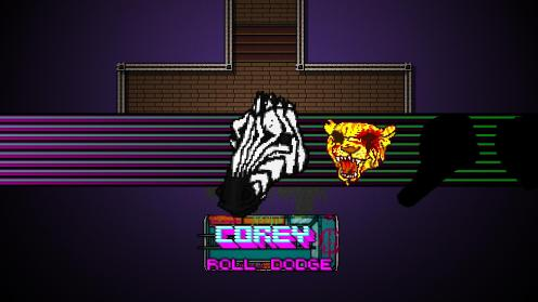 Hotline 2 Miami Wrong Number Choix masque Fans