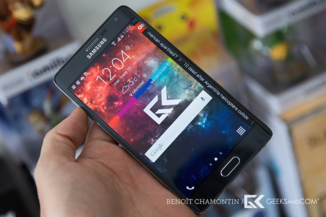 Samsung Galaxy Note Edge - Test Geeks and Com -3