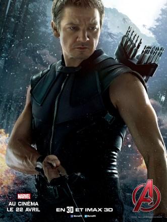Marvel avengers ere ultron - hawkeye