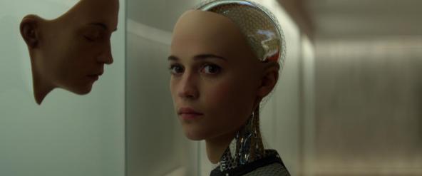 Ava, l'Eve artificielle