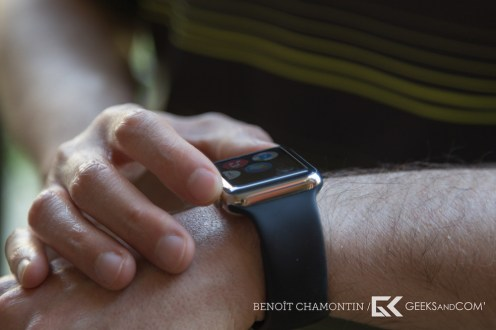 Apple Watch - Test Geeks and Com -16