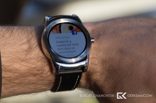 LG Watch Urbane - Test Geeks and Com -3