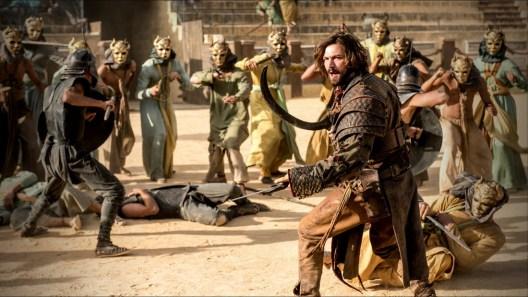 Fils de la harpie Game Of Thrones HBO