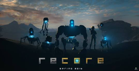 ReCore - Cover