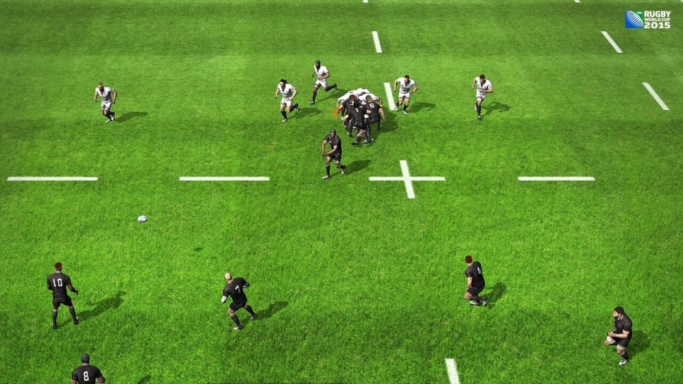 Rugby World Cup 15 screenshot 3