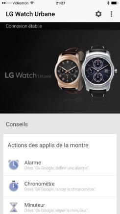 Android Wear iOS Watch Urbane 01