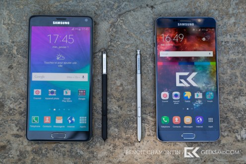 Samsung Galaxy Note 5 vs Note 4- Test Geeks and Com -1