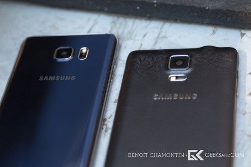 Samsung Galaxy Note 5 vs Note 4- Test Geeks and Com -3