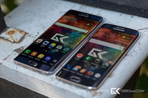 Samsung Galaxy S6 edge plus vs S6 edge - Test Geeks and Com -1
