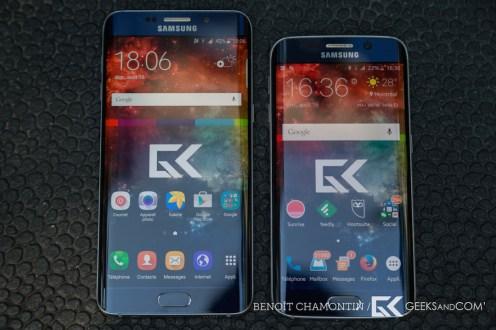Samsung Galaxy S6 edge plus vs S6 edge - Test Geeks and Com -2