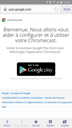 Chromecast Configuration 01