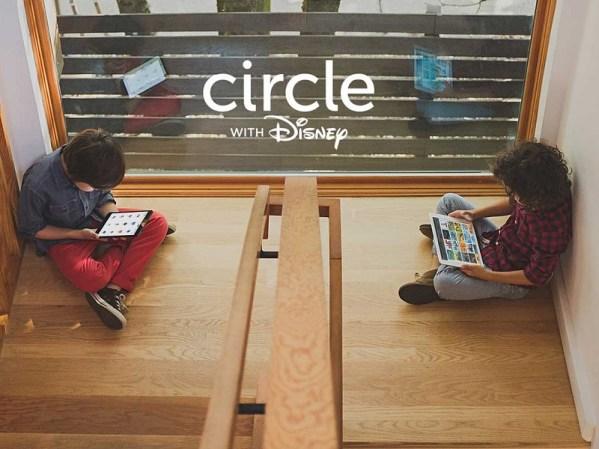 Disney Circle - Routeur WiFi - Controle Parental