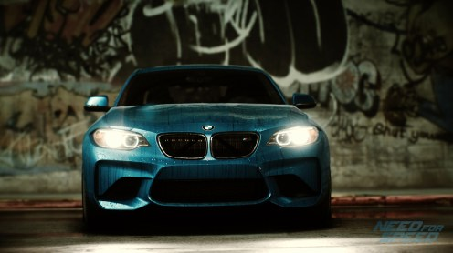 Need For Speed BMW M2