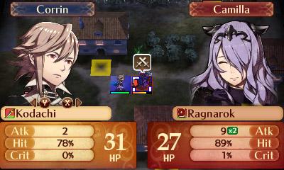 Fire Emblem Fates Camilla