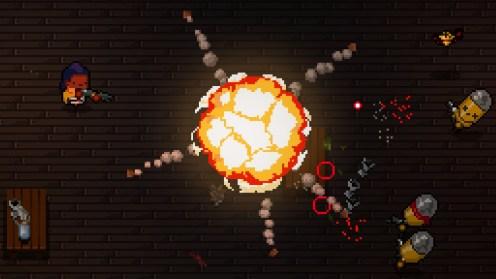Enter the Gungeon - Screen 18