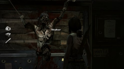 The Walking Dead Michonne - Ep. 1, In Too Deep (3)
