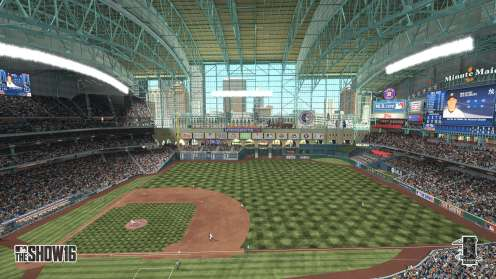 MLB 16 Hou Dome Closed Day