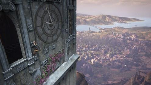 Uncharted 4 horloge