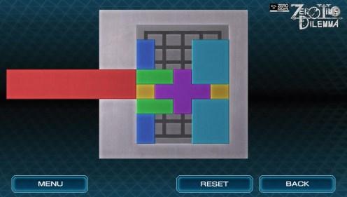 Zero Time Dilemma - Puzzle