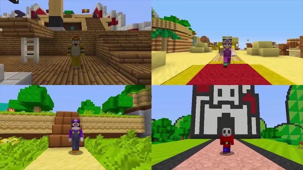 Minecraft Wii U Edition - 04