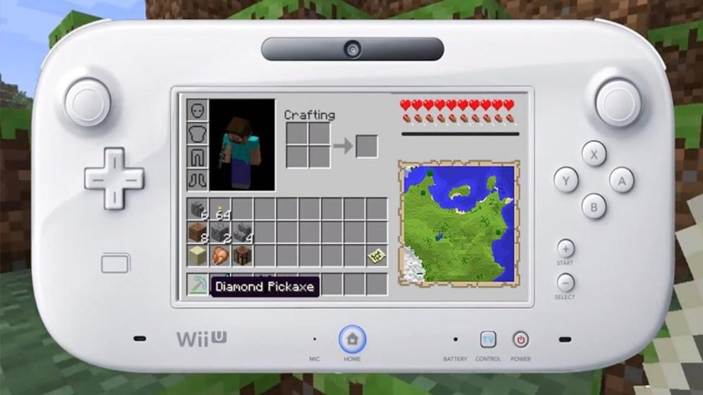 Minecraft Wii U Edition - 05
