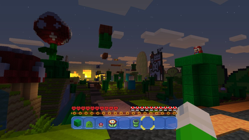 Minecraft Wii U Edition - 10