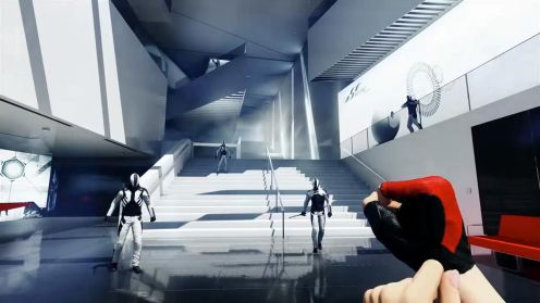 Mirror's Edge Catalyst gameplay 1