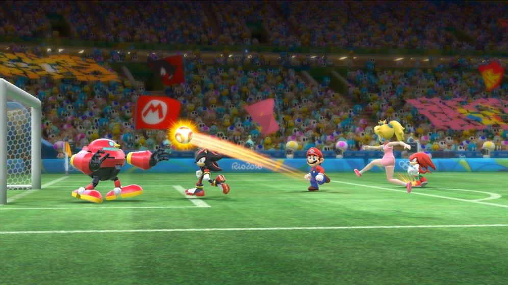 Mario et Sonic aux Jeux olympiques de Rio 2016 11