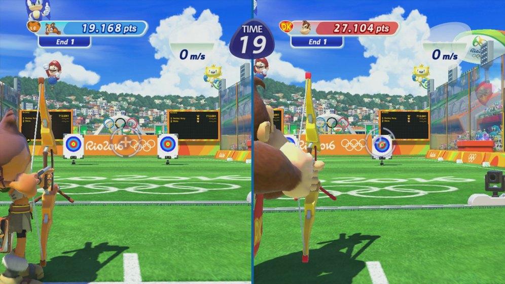 Mario et Sonic aux Jeux olympiques de Rio 2016 12