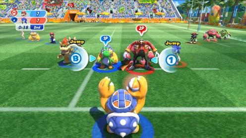Mario et Sonic aux Jeux olympiques de Rio 2016 2
