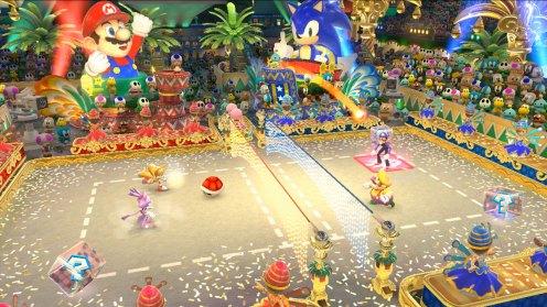 Mario et Sonic aux Jeux olympiques de Rio 2016 9