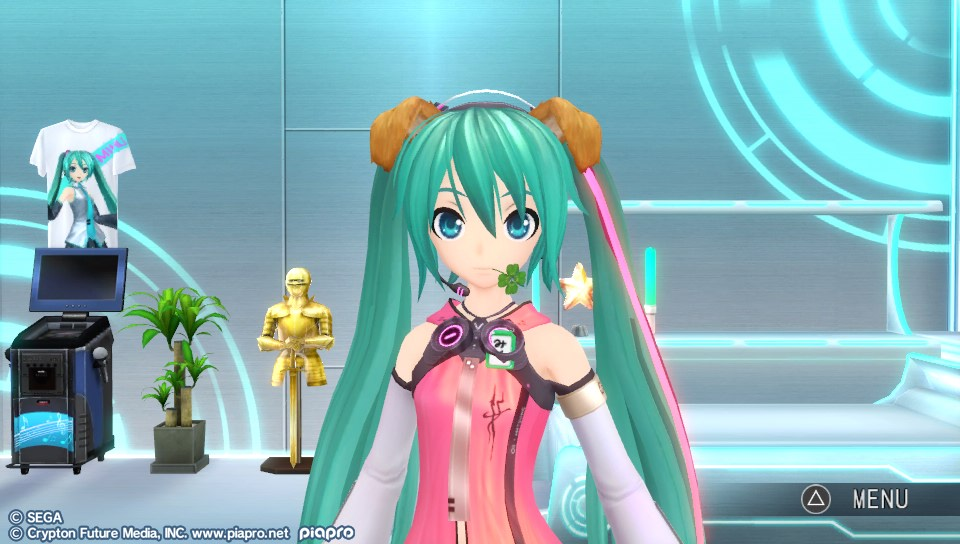 Hatsune Miku Project Diva X 9